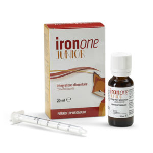 IronOne Junior