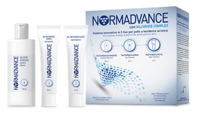 NormAdvance products Packaging
